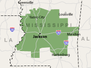Our Mississippi Service Area